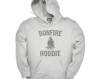 Bonfire Hoodie Hoodies, Hooded Sweatshirt, Pullover