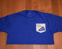 Cheer Coach Pocket shirt