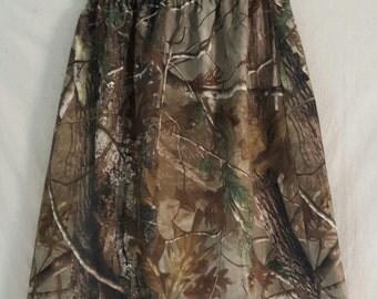 Modest Camo Skirt
