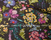 Regent Street Lawn 2015 Charcoal 33081-20 by Sentimental Studios for Moda 100% Cotton Lawn Fabric
