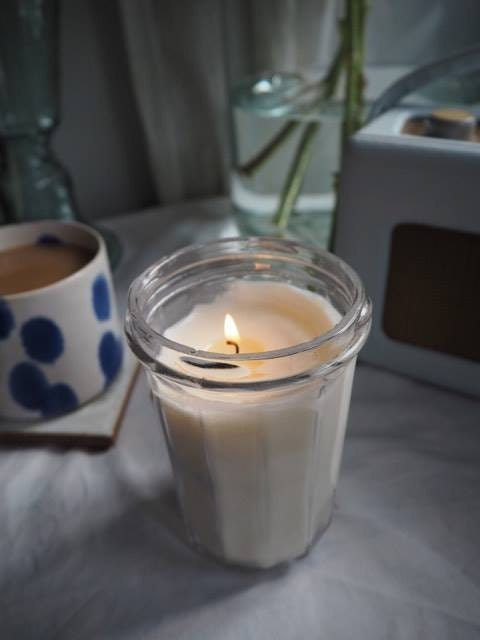 Soy Wax Candles vs Paraffin