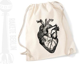 Gymsac 'heart anatomic drawing'