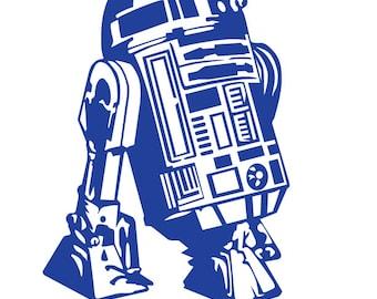 R2-D2 Vinyl Decal