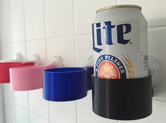 Shower Beer Holder - Mostly because what dude DOESN'T want this?!