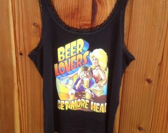 Beer Lovers Get More Head! 1978 ROACH