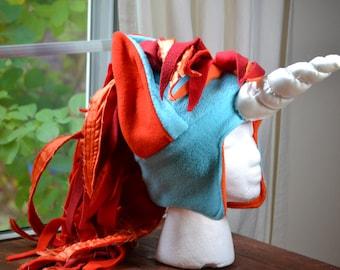 Custom Unicorn Hat