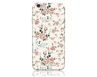 HTC Desire 626 Case SS Flowery Vines Cool Design Hard Phone Case