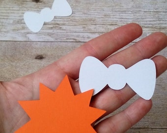 You Are My Sunshine Confetti - Die Cuts - Party Supplies - Table Decorations - Sun - Bows