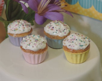 Pastel Cupcakes for American Girl and other 18 inch dolls
