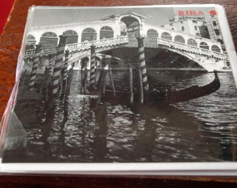 Rialto Bridge, Venice Card