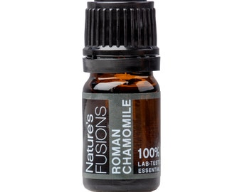 Roman Chamomile Essential Oil 5ml or 15ml – Anthemis Nobilis L - 100% Pure