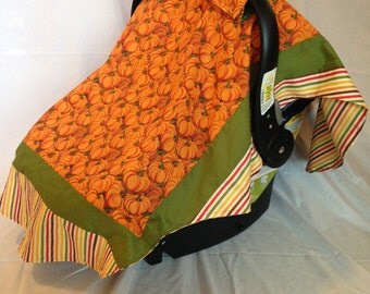 Fall Carseat Cover
