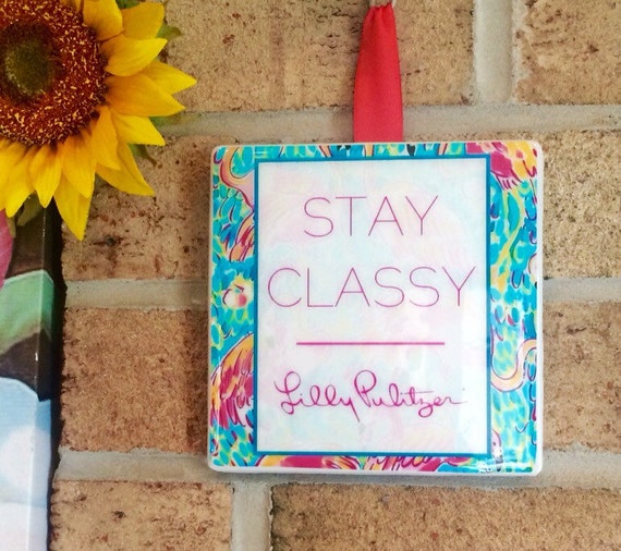 Lilly Pulitzer Decor Lilly Pulitzer Home Cute By Sadiepeachdesigns