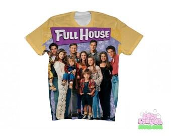 Full House Tee