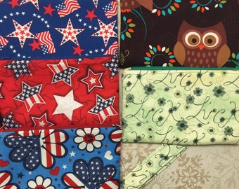 Wristlet Holiday Inspired