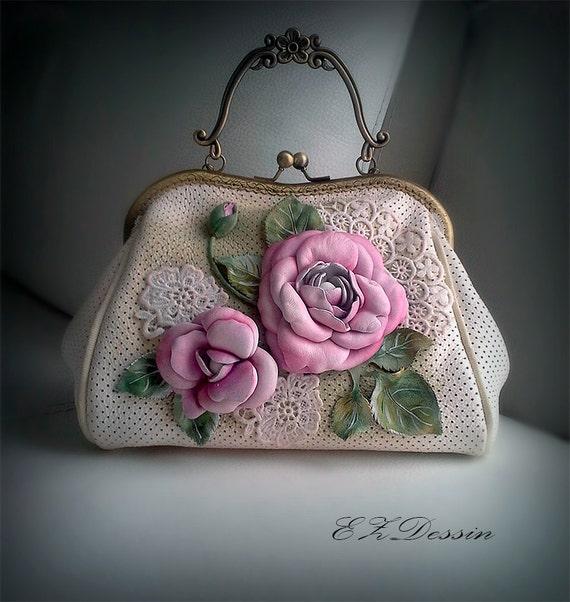 shabby chic crossbody tote bag handbag this is true. Black Bedroom Furniture Sets. Home Design Ideas