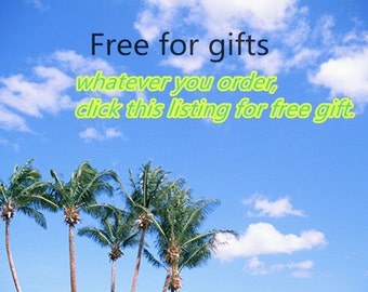 Free for gift