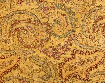 Antique Paisley | 54 Inch | Upholstery Fabric By The Yard