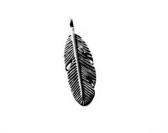 Charm pen metal color ebony black