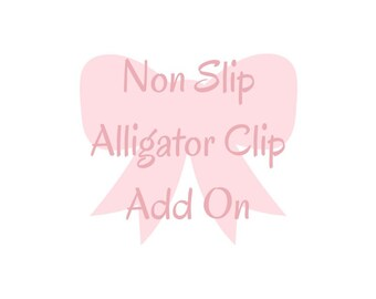 Non Slip Alligator Clip