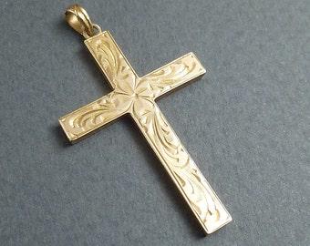 10 K cross