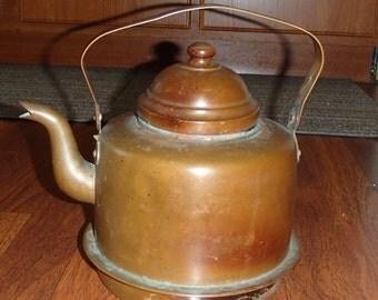Vintage EXO Epila Tampere 3L Tea Pot