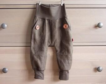 "Linen trousers ""Jonas"""
