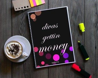 Finance planner - budget planner bundle - printable debt tracker - daily weekly monthly money organizer for instant download