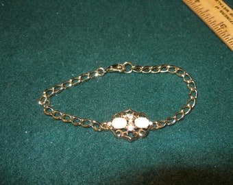 Lind Gold Filled Bracelet