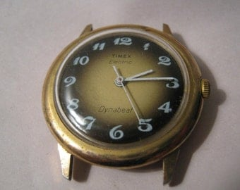 Vintage Timex Electric Men Wrist Watch Quartz