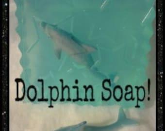 Dolphin Soap!
