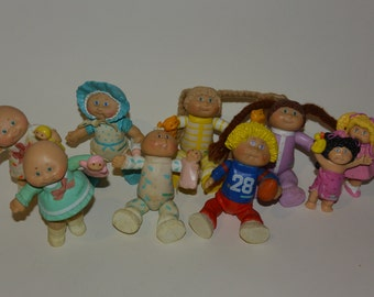 Cabbage Patch Figures from McDonalds
