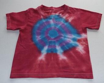 2T/3T, Tie Dye, T-Shirt