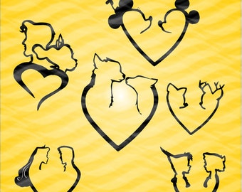 disney,mickey svg,  disney svg, disney castle svg, minnie svg, mickey head svg, numbers SVG Design for Silhouette  (.svg/.dxf/.eps/.pdf)