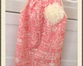 12-18 month pillow case dresses