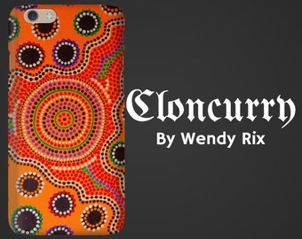 Snap Phone Case Cover for Apple iPhone 6 Cloncurry