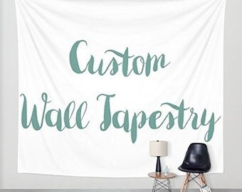 Sale Custom Wall Tapestry Made To Order You Choose Your Design I Will Create