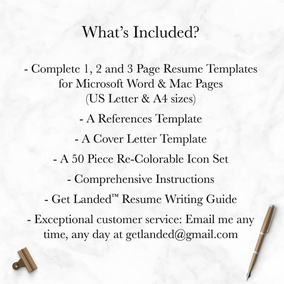 122 Best Resume Templates Images On Pinterest Resume