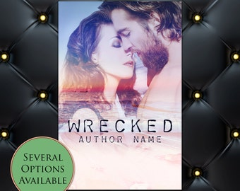 Wrecked Pre-Made eBook Cover * Kindle * Ereader Cover