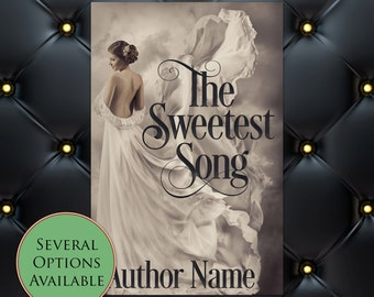 The Sweetest Song Pre-Made eBook Cover * Kindle * Ereader Cover