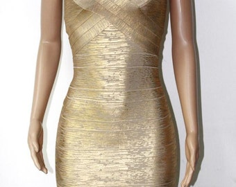 Joy Bandage Dress