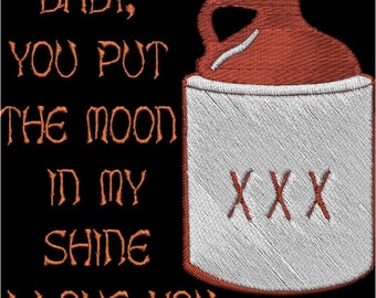 moon in my shine
