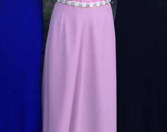 Two piece prom/ evening dress