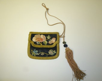 Folk Art Purse