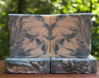 Rosemary Peppermint Soap, Goat Milk Soap, Oatmeal Soap, Natural Soap