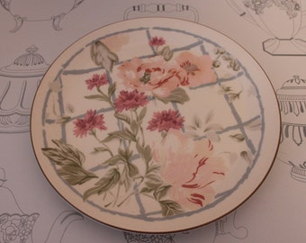 Masons Liberty of London Plate Touraine design