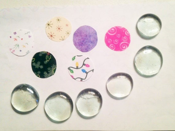 Make Your Own Calendar Art And Craft : Make your own glass magnet set craft kit making