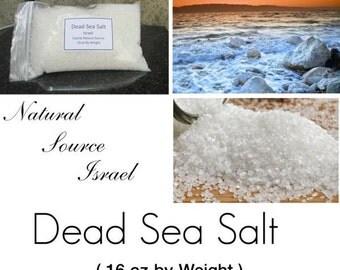 Dead Sea Salt, Dead Sea Salt Bath, Dead Sea Minerals, Mineral Bath Salts