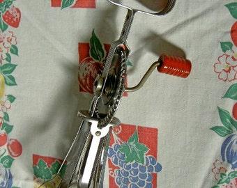 bakelite handle A&J food beater