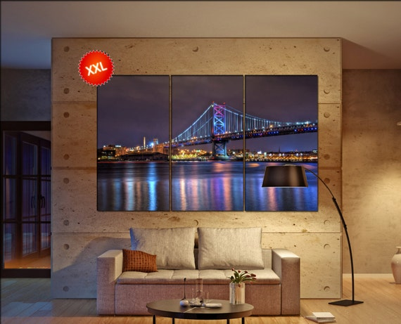 Ben Franklin  canvas wall art  Ben Franklin  wall decor canvas wall art  Ben Franklin large canvas wall art wall decoration